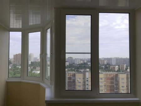 Популярные методы остекления балконов