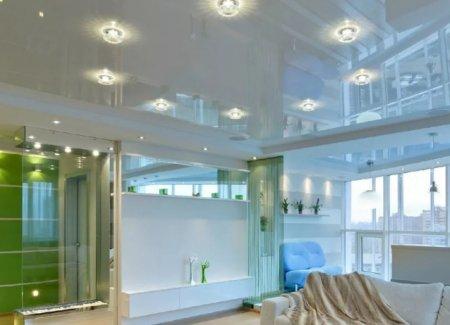 Гипсокартон и натяжной потолок: что выбрать
