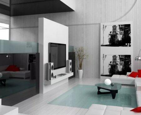 Модный дизайн интерьера