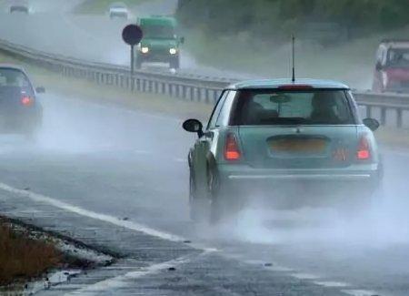 Как ездить при плохой погоде