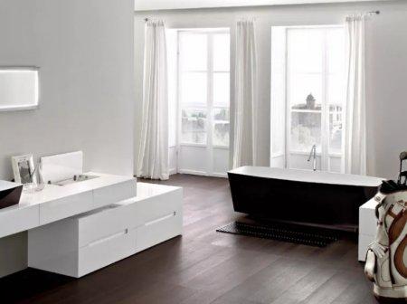 Как подобрать мебель для ванной комнаты