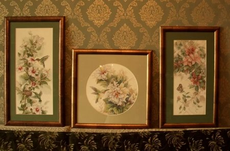Картины в каком стиле вышивки смотрятся лучше всего?