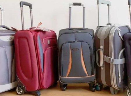 Как выполнить ремонт чемоданов на колесике?