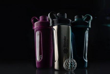 Шейкеры Blender Bottle какие у них плюсы