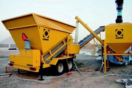 Что такое мини бетонный завод?
