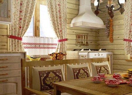 Как оформить интерьер в современном русском стиле