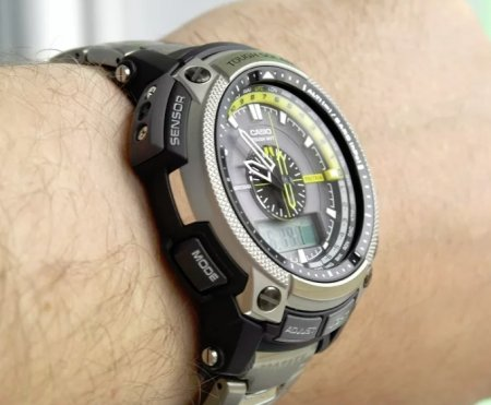 Японские часы Casio обзор