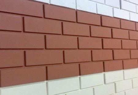 Фасадные панели Grand Line (Гранд Лайн) кирпич клинкерный