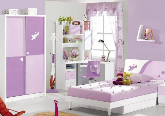 Основные преимущества модульной детской мебели