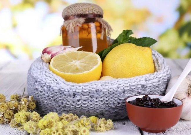 Иммунитет: что нужно кушать, чтобы не болеть зимой