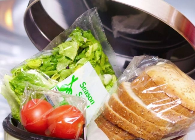 Выход и отходы пищевых продуктов