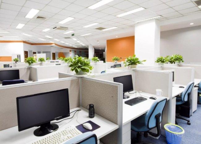 Обустройство офисного пространства