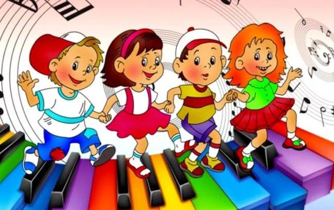 Как подобрать песню на День детей
