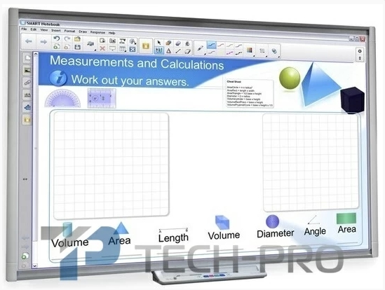Что такое интерактивные доски smart board?