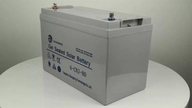 Аккумуляторы для солнечных батарей AGM/GEL/LiFePO4