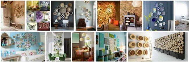 Оригинальные способы декорирования дома