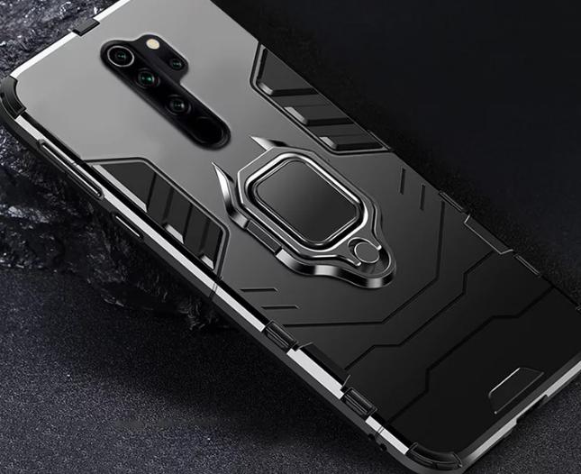 Противоударный чехол для Xiaomi Redmi Note 9