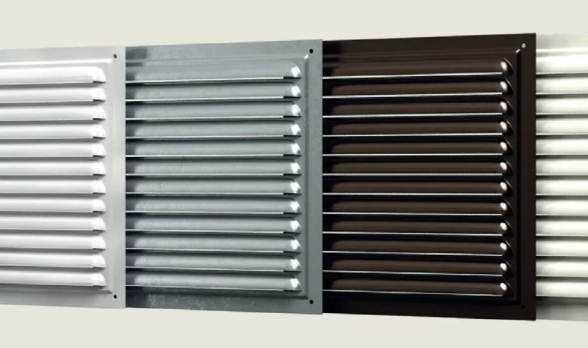 Как выбрать металлические вентиляционные решетки