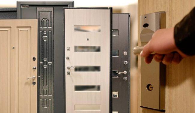 Грамотный выбор стальных дверей