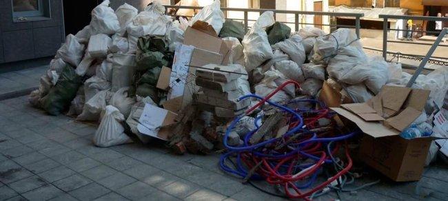 Как быстро и легко избавиться от любого мусора