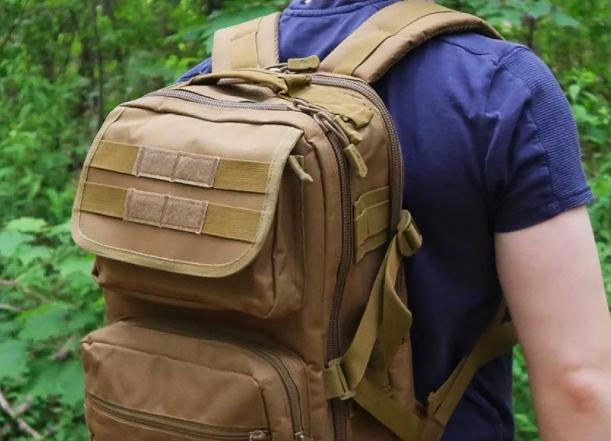 Какие тактические рюкзаки бывают?