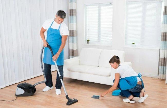 Поддерживающая уборка помещения что это такое