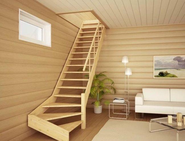 Какую лестницу в дом выбрать?