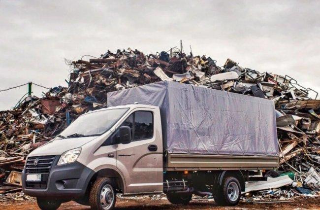 Когда необходим вывоз металлолома?
