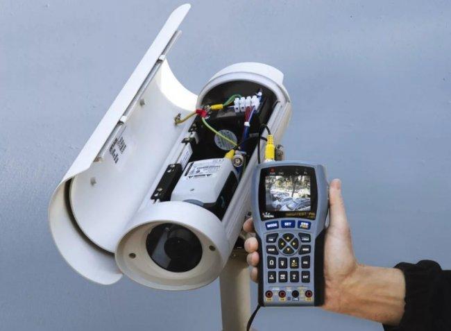 Обслуживание систем охранного видеонаблюдения
