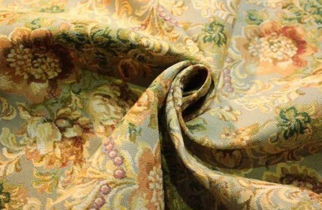 Портьерная ткань гобелен