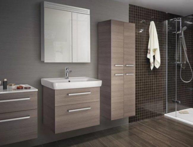 Мебель для ванной, что выбрать?